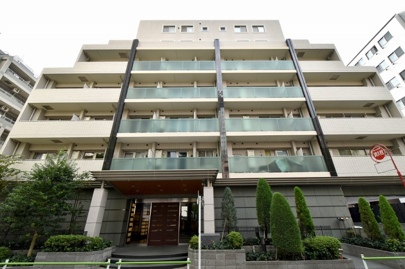 Exterior of Famille Grand Suite the 赤坂