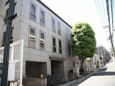 Exterior of Gran Form Minamiazabu 2