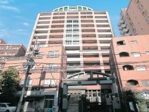 Exterior of ディアナコート恵比寿