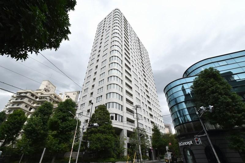 Exterior of 青山ザ・タワー