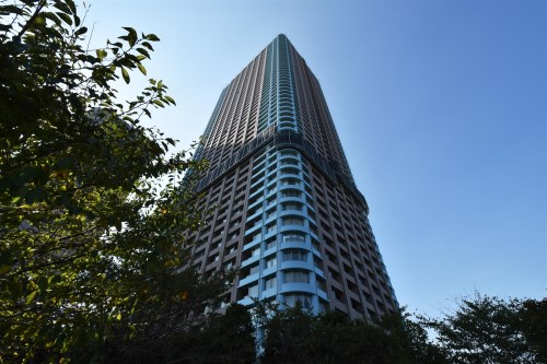 Exterior of センチュリーパークタワー