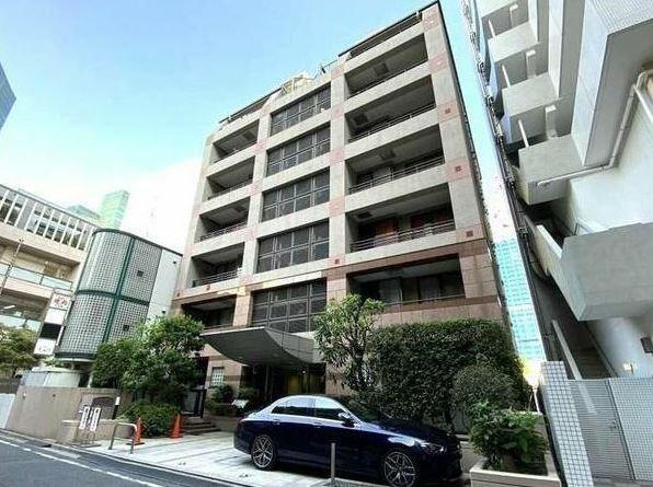 Exterior of Asahi Satellite Roppongi