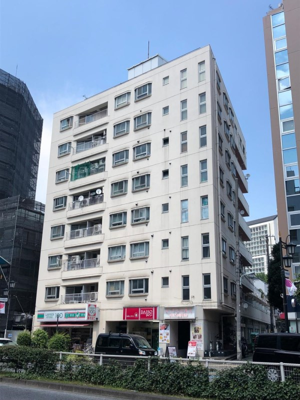 Exterior of シャトレー渋谷