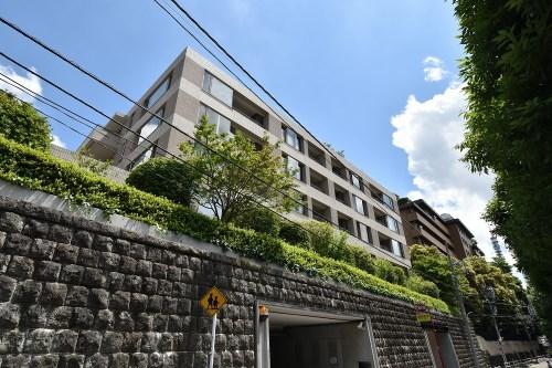 Exterior of パーク・コート麻布鳥居坂