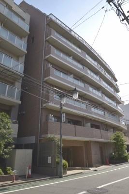Exterior of スタジオエアー白金