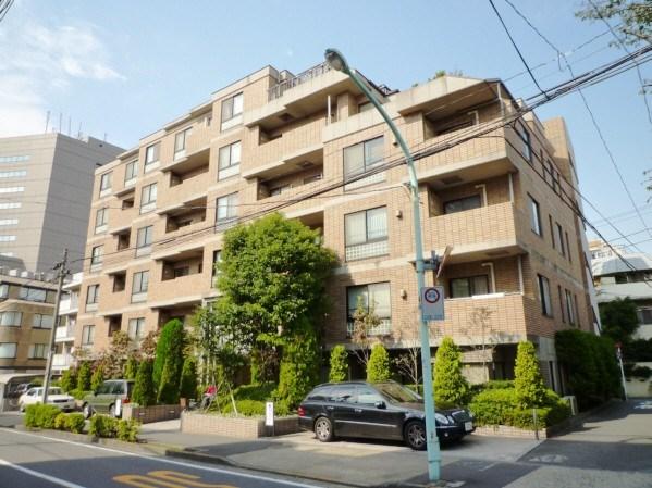Exterior of J Park Shibuya Higashi