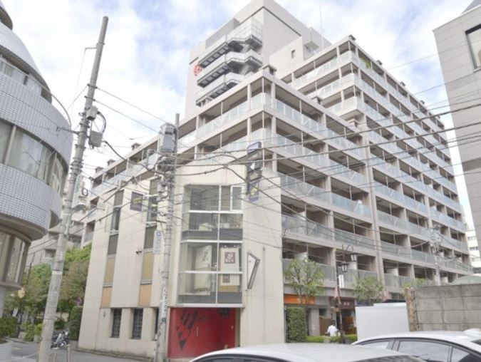 Exterior of 恵比寿アーバンハウス