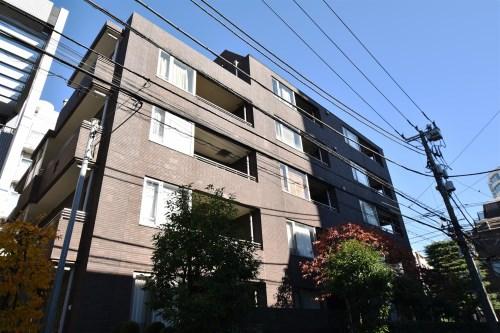 Exterior of Form Minamiazabu