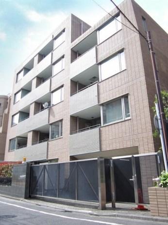 Exterior of Uls Yoyogi Sangubashi Court Adelion