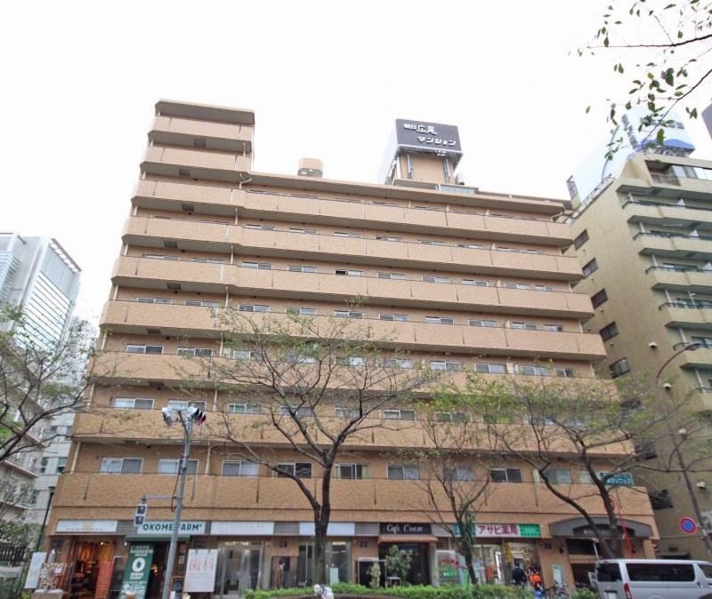 Exterior of Asahi Hiroo Mansion