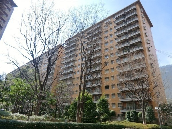 Exterior of 広尾ガーデンヒルズ ウエストヒルK棟