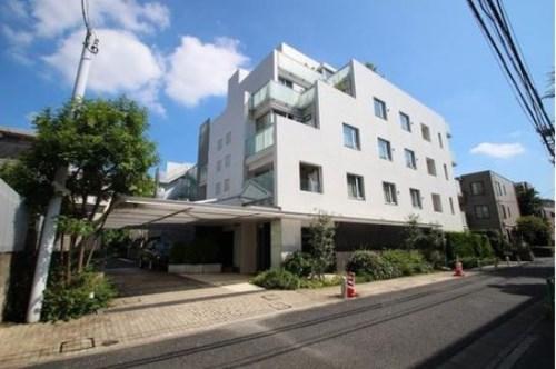 Exterior of Proud Hutakotamagawa Residence