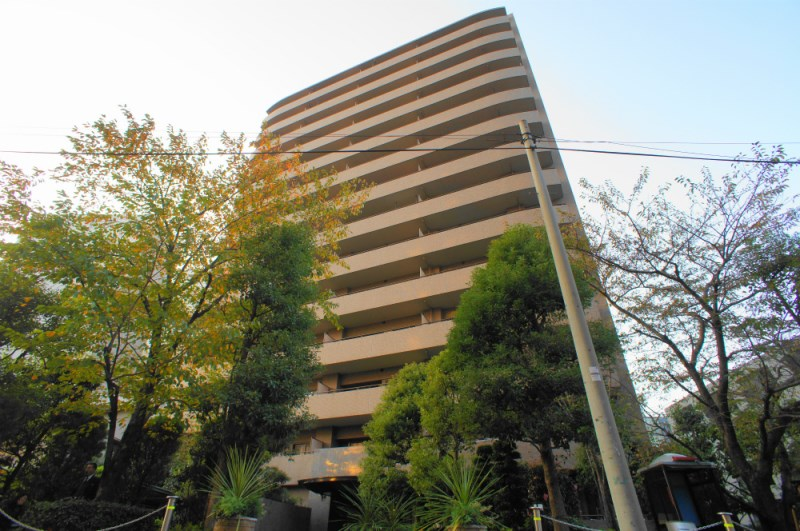 Exterior of 三田シティハウス