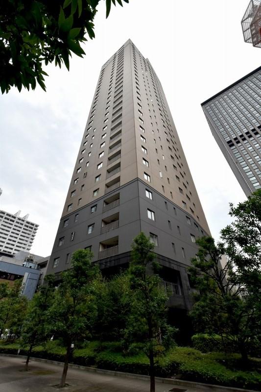 Exterior of Parkhouse Shiba Tower