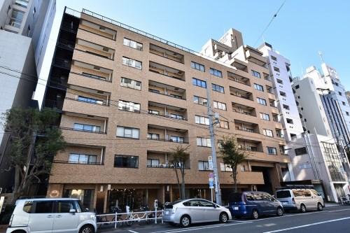 Exterior of Demeure Minamiaoyama