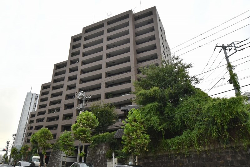 Exterior of Famille Grand 三田伊皿子坂