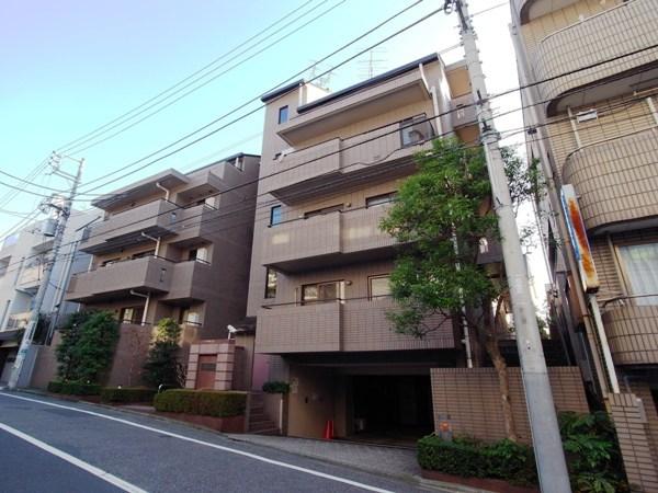 Exterior of 藤和薬王寺ホームズ