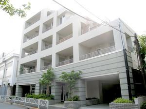 Exterior of Qualia Meguro Yutenji