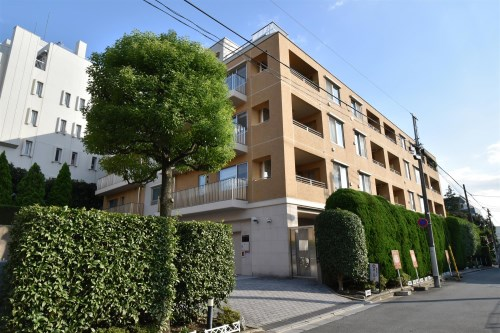 Exterior of Park Court Minani-aoyama Hilltop Residence