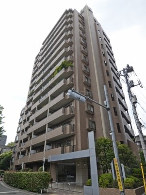 Exterior of 朝日マンション白金通り