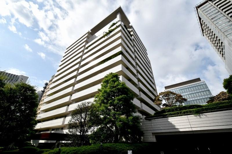 Exterior of チュリス赤坂