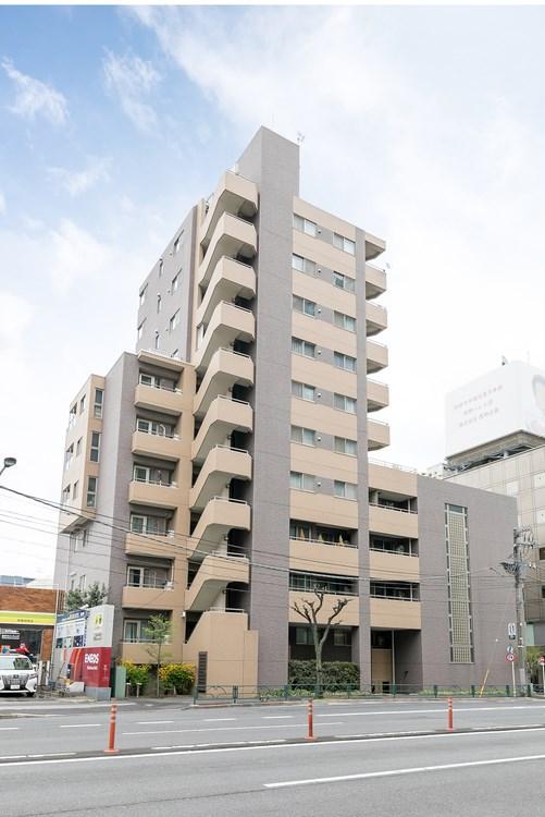 Exterior of サンクタス松濤ロワール