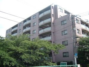 Exterior of Crescent Meguro-aobadai