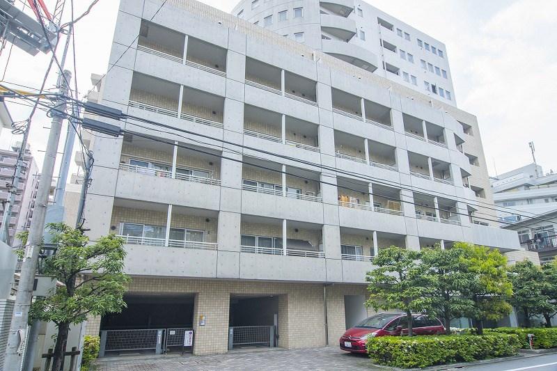 Exterior of J Park Nakameguro Ⅳ