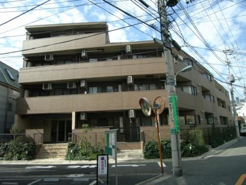 Exterior of Vert Village Meguro