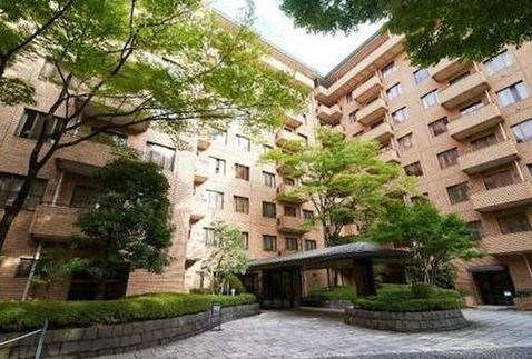 Exterior of Hiroo Garden Hills South Hill F