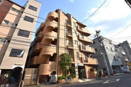 Exterior of J City Hatagaya