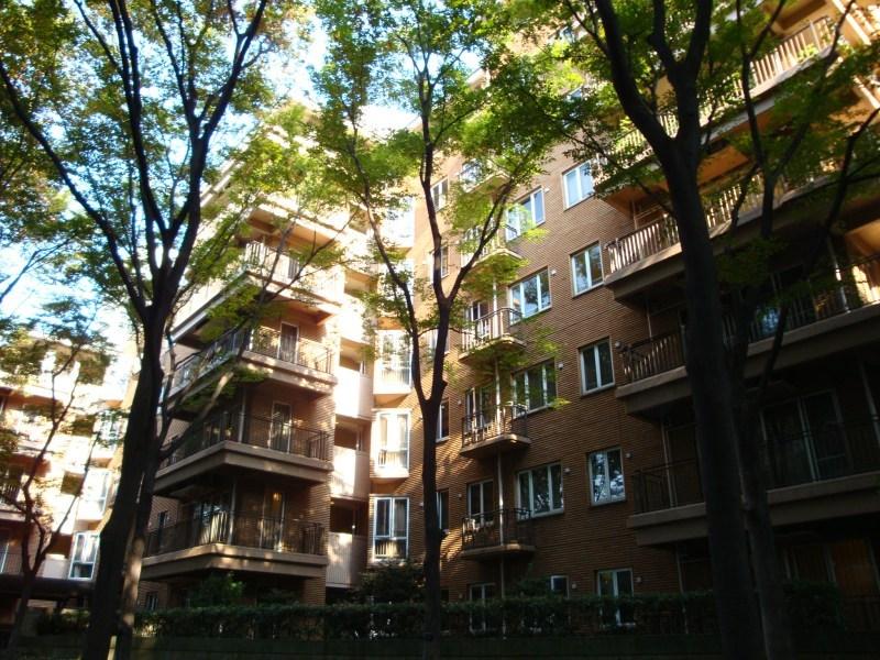 Exterior of 広尾ガーデンヒルズ イーストヒル A棟