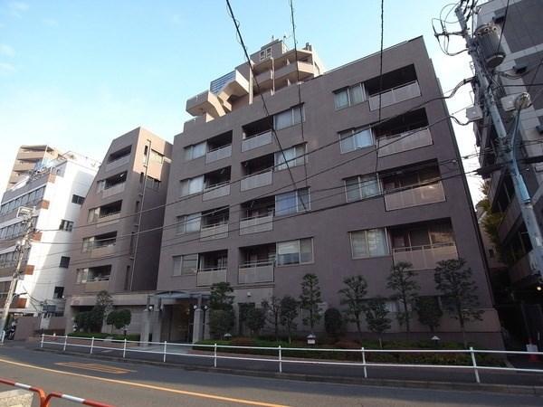 Exterior of Villa Casa Yotsuya 4-chome