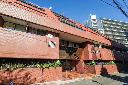 Exterior of ライオンズマンション六本木
