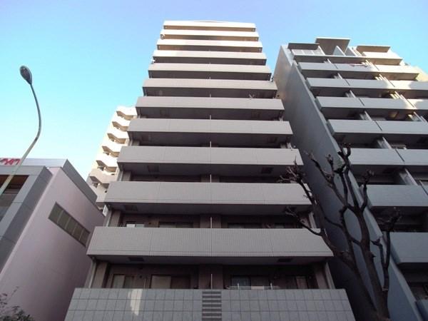 Exterior of クレッセント渋谷神泉