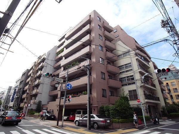 Exterior of City Heights Azabu-Juban