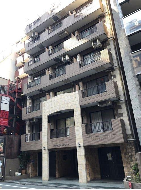 Exterior of デュオ・スカーラ赤坂