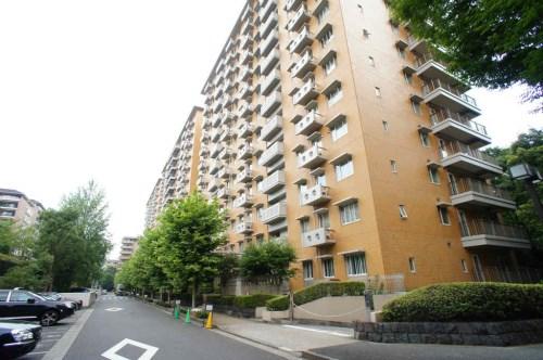 Exterior of Hiroo Garden Hills West I