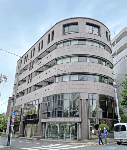 Exterior of Harajuku Grand Hills
