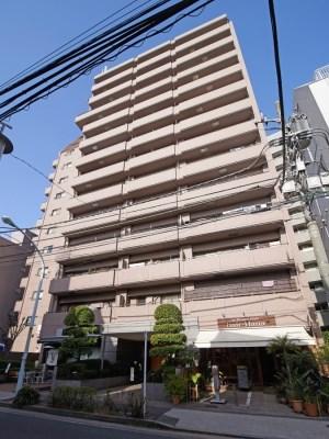 Exterior of 東急ドエル・アルス恵比寿イスト