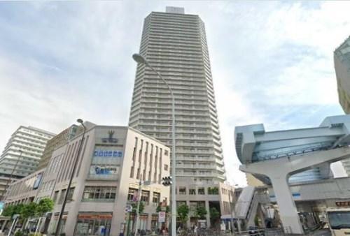 Exterior of Toyosu Ciel Tower
