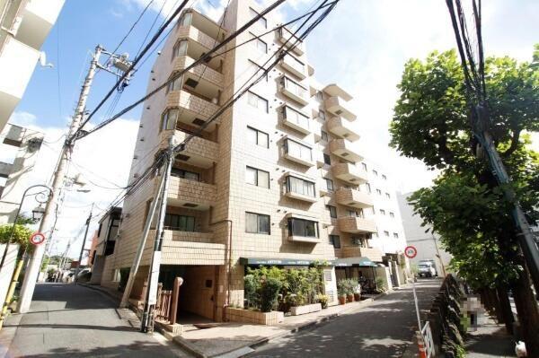 Exterior of Sun Flora Heights Shibuya