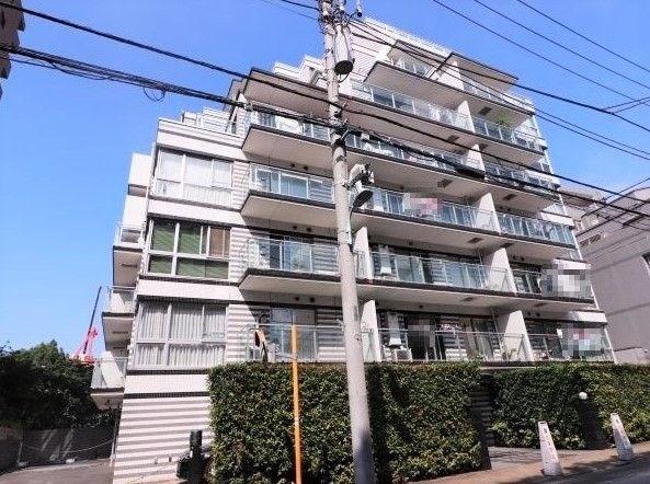 Exterior of ピアースコード中目黒