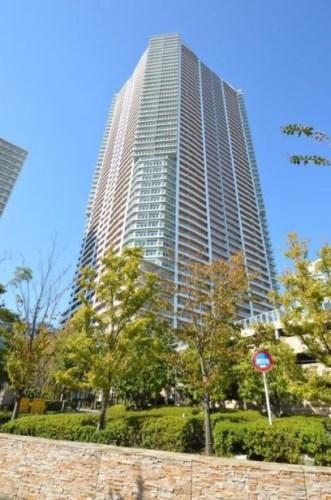 Exterior of Urban Dock Park City Toyosu Tower A