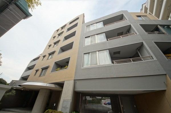 Exterior of Park Nova乃木坂