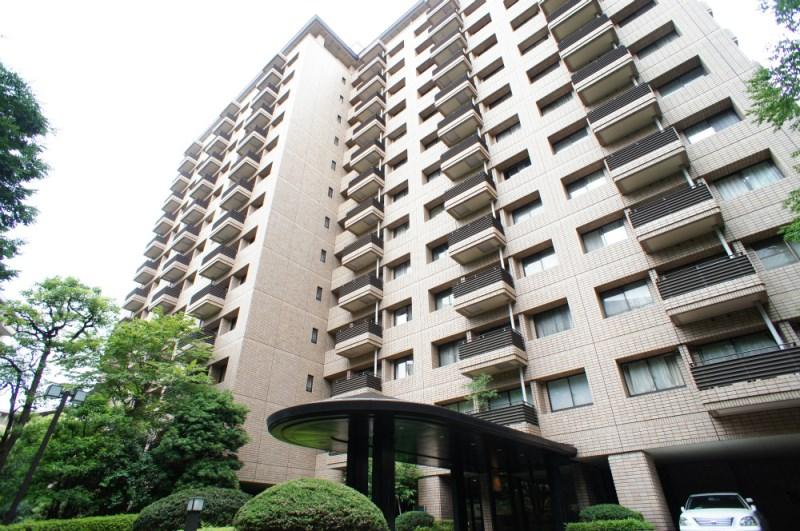 Exterior of 広尾ガーデンヒルズ センターヒルH棟