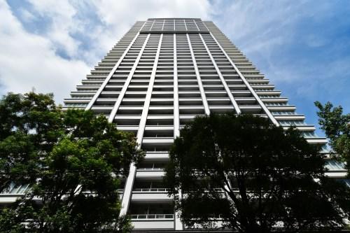 Exterior of Crest Prime Tower Shiba
