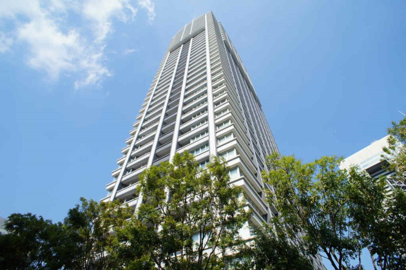 Exterior of Crest Prime Tower 芝