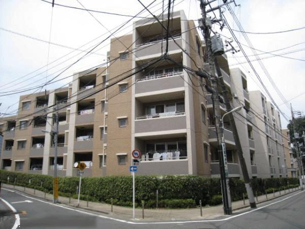 Exterior of J Park 武蔵小山 3