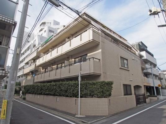 Exterior of プライム目黒